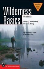 Mountaineers Outdoor Basics: Wilderness Basics : Hiking, Backpacking, Paddling