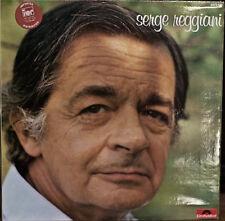 SERGE REGGIANI (self-titled)-NM1979LP FRENCH IMPORT MICHEL LEGRAND GATEFOLD