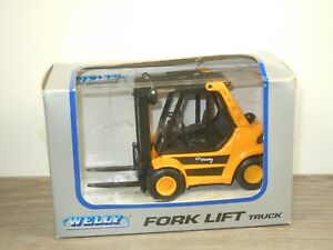 Forklift Truck - Welly in Box *50720