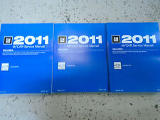 2011 Chevrolet Chevy Caprice Police Vehicle Repair Service Shop Manual Set NEW