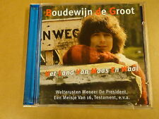 CD / BOUDEWIJN DE GROOT - HET LAND VAN MAAS EN WAAL