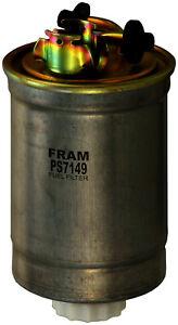 Fuel Water Separator Filter-Filter Fram PS7149