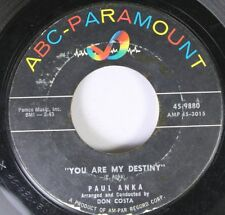50'S & 60'S 45 Don Costa - You Are My Destiny / When I Stop Loving You On Abc-Pa