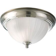***SUPER SALE***  PROGRESS LIGHTING Ceiling Light Fixture P3816-09 BRUSH NICKEL