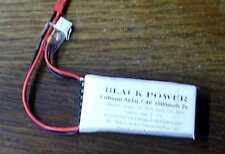 Markenlipo Batterie GE 7,4 V 1000 mAh 2 S 25min Charger 30 C réduit
