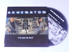 Akhénaton - j'ai pas de face - cd single