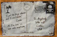 Caribbean Hobo T-shirt Key West,Havana postcard florida