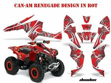 AMR Racing DECORO KIT ATV CAN-AM Renegade, ds250, ds450, ds650 GRAPHIC KIT deaden B