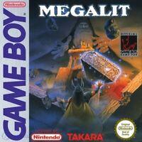 Nintendo GameBoy Spiel - Megalit Modul