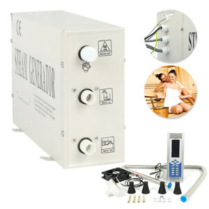 3KW 110V Steam Generator Multi-functional Sauna/SPA/Bath Shower Home in USA