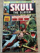 Skull The Slayer #1 *Origin & 1st Appearance* *Gil Kane!*