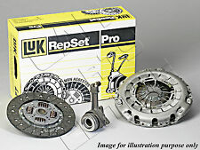 FOR NISSAN NOTE MICRA 1.4 LUK CLUTCH KIT & CONCENTRIC CYLINDER BEARING CSC