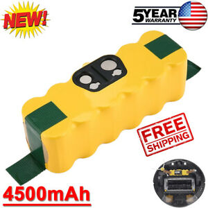 Replacement Battery For iRobot Roomba 500 Series 600 700 800 780 650 14.4V 4.5AH