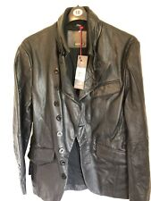 Firetrap Genuine Leather Bikers Style Jacket BNWT Size Medium