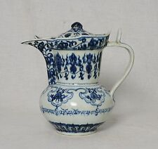 Chinese  Blue and White  Porcelain  Teapot   With  Mark      M2573