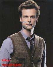 MATTHEW GRAY GUBLER.. Criminal Minds' Dr. Reid - SIGNED