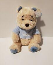 Baby Winnie The Pooh Plush Disney Store Exclusive(New W/Tags) Disneyana