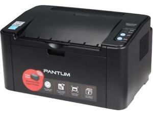Pantum P2502W Wireless Monochrome Printer No Toner