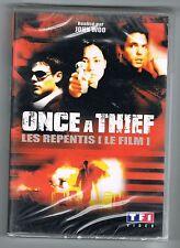 ONCE A THIEF - LES REPENTIS (LE FILM ) - JOHN WOO - DVD NEUF NEW NEU