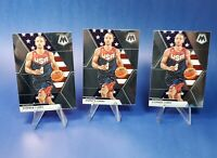3x MOSAIC Stephen Steph Curry USA WARRIORS CARD LOT - INVESTMENT