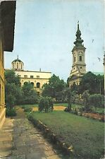 B45460 Beograd The cathedral  serbia