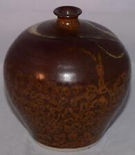 Anne et Peter Stougaard Design Vase Denmark 70 S modernist vintage pottery