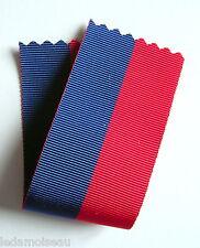 Coupe de ruban NEUF 14 cm x 37 mm pour médaille de Paris ou Prud'hommes.