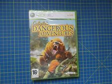 Cabela Dangerous Adventures (Xbox 360) New