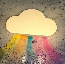 Cloud Bath Bomb Rainbow Cloud Floating Bath Bath Bomb Oil Bath Bombs Bulk