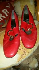 Ravel Ladies Red Shoes