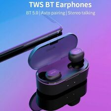 QCY  Stereo Earbuds bluetooth V5.0 Headset Sports Wireless Earphones 3D