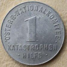 # Österreich - Token / Marke - 1 Katastrophenhilfe Nationalkomite.od  3,99 zl #