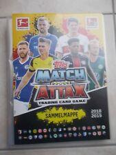 Match Attax 2018 2019 18/19 - 3 Glitzerkarten aussuchen