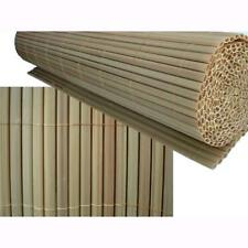 Tenda Arella In Pvc Effetto Bamboo Dimensione 200X300Cm Conf. 2Pz