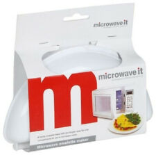 New listing Microwave It Microwaveable Plastic Omelette Maker. super utensil. Free Delivery