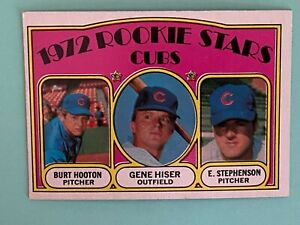 Topps 1972 #61 Chicago Cubs Rookie Stars