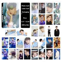30Pc/set KPOP GOT7 Jackson Album Present YOU PhotoCard Lomo Card Posters