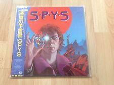 Spys - S.P.Y.S / Same - Japan Vinyl (Aor-Melodic) !!!!!!
