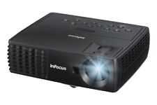 Infocus IN1112a Only 80 Hours Used DLP Projector HDMI Remote USB Presentation