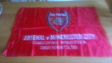 ARSENAL 2018 League Cup final Flag