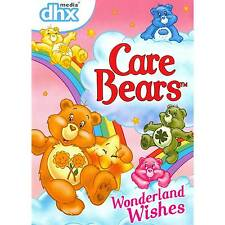 Care Bears: Wonderland Wishes DVD - Brand New Sealed