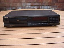 Technics SL-P202A CD Player 18 Bit High Resolution System 2 DAC WDR HIFI