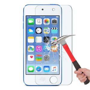 For Apple iPod Touch 6 2.5D 9H Flat Tempered Glass Screen Protector