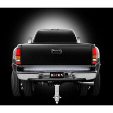 """Recon 26416 60"""" White & Red LED Tailgate Bar"""