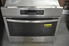 """Ge Jt3000Sfss 30"""" Stainless Electric Single Wall Oven #45219 Hrt"""