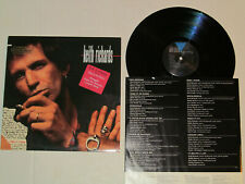 KEITH RICHARDS (ROLLING STONES)-TALK IS CHEAP-PROMO VIRGIN RECORDS 90973-1-LP