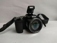 No Accessories Nikon Coolpix L840 16MP Digital Camera 38x Optical Zoom & Wi-Fi