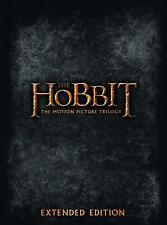 The Hobbit The Motion Picture Trilogy Extended Edition DVD Box Set 15-disc R4