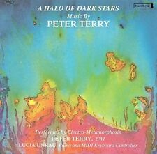 PETE TERRY - A HALO OF DARK STARS NEW CD