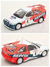 1/24 Ixo Ford Escort RS N°4 Sainz/Moya Rallye San Remo 1996 Livraison Domicile